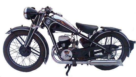 motoren uit 1939